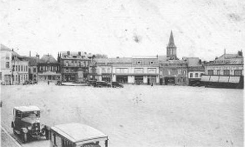 Hirson - Place Victor Hugo