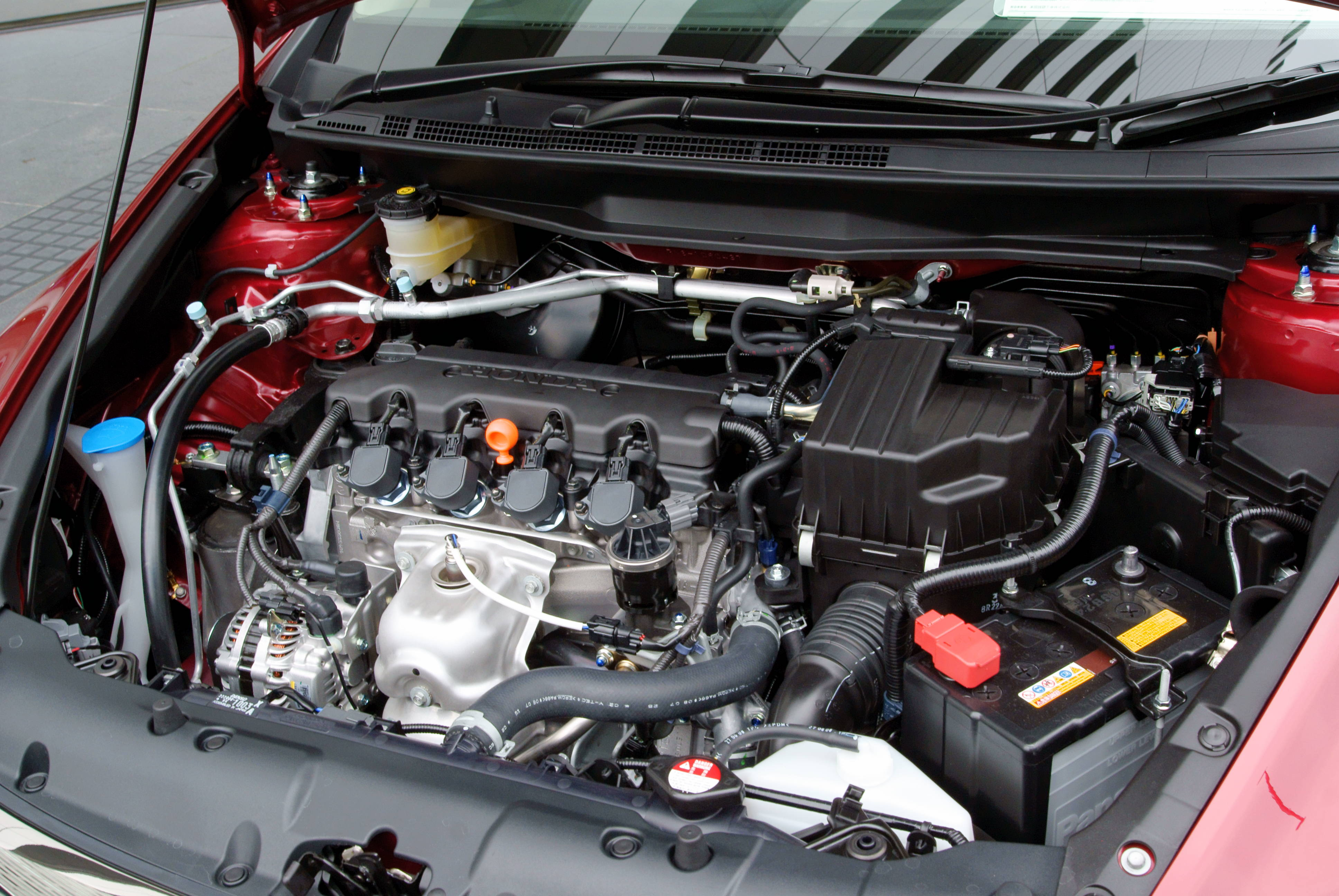 Honda 2 4 vtec engine honda free engine image for user for Honda civic vtec motor