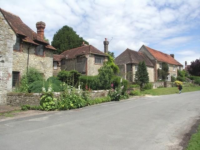 File:Houses on Church Street - geograph.org.uk - 481255.jpg