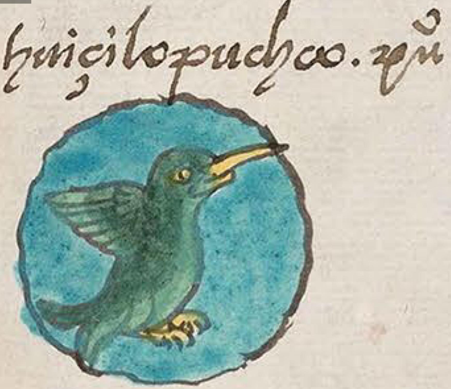 Huitzilatzin