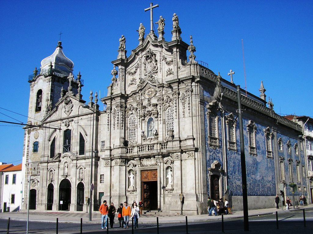 Igrejas Carmelitas Carmo (Porto).JPG
