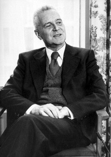 Jan Tinbergen 1979