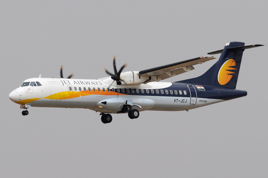 Image result for jet airways atr