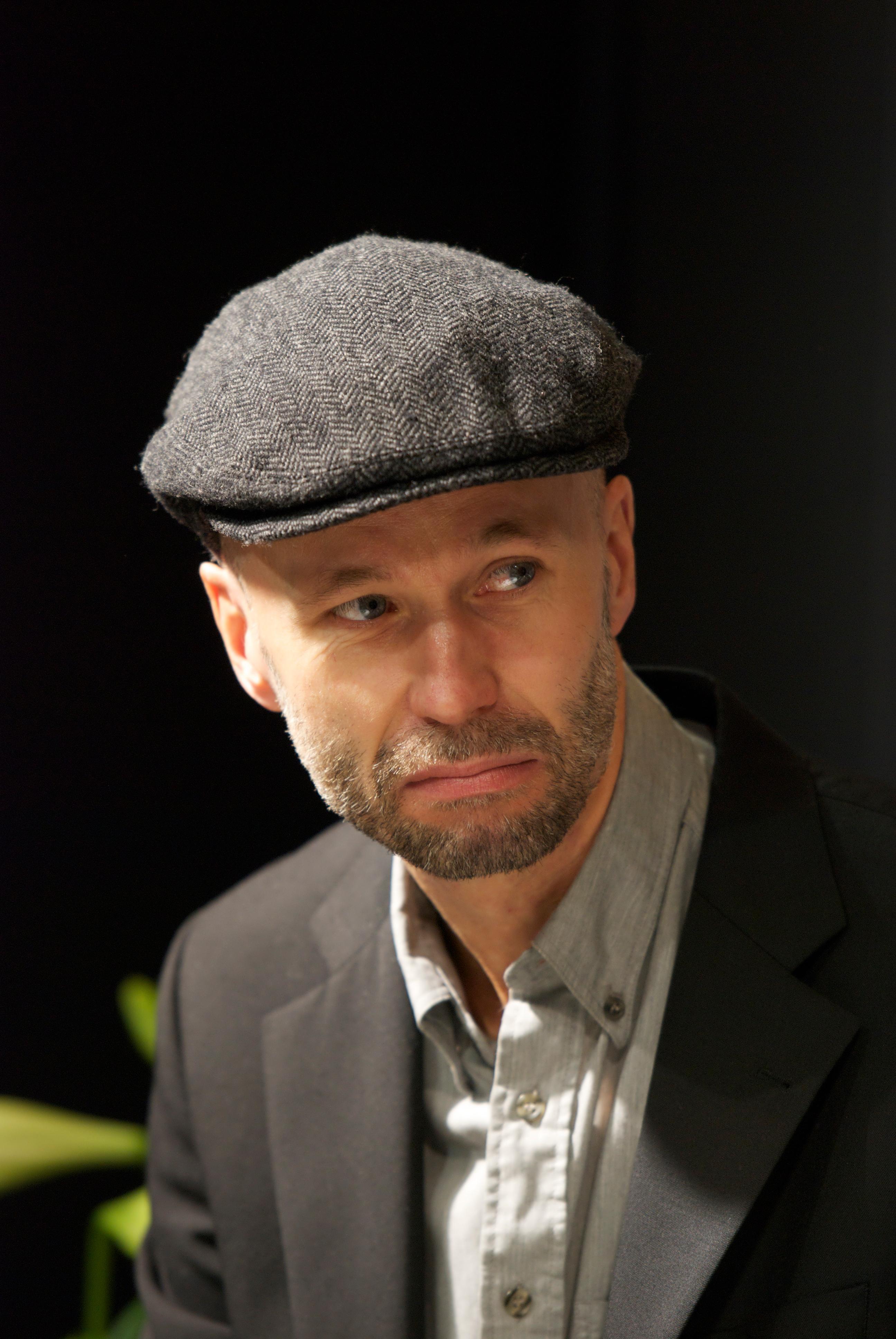 Johan Theorin at Göteborg Book Fair 2011