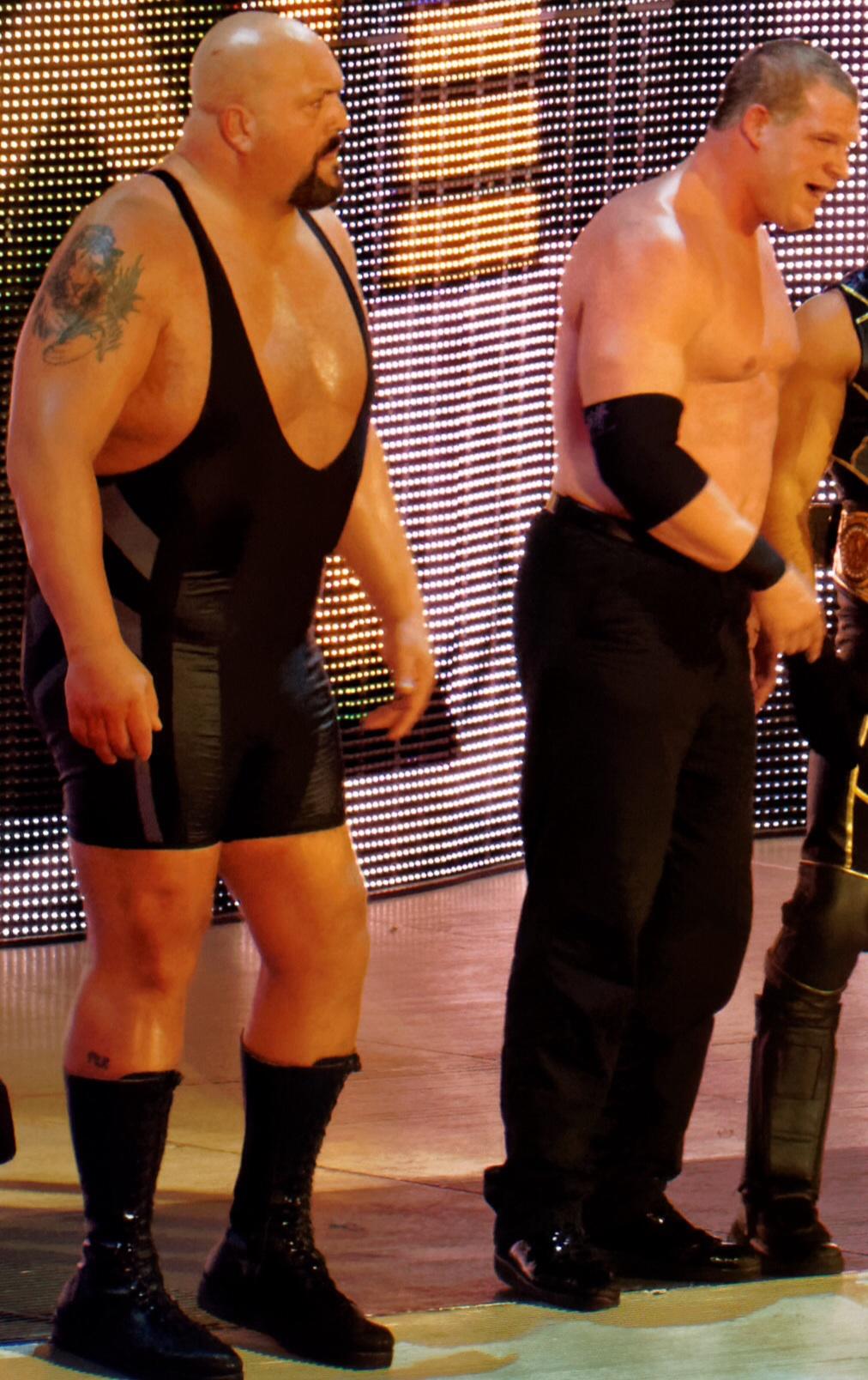 Big Show And Kane - Wikipedia