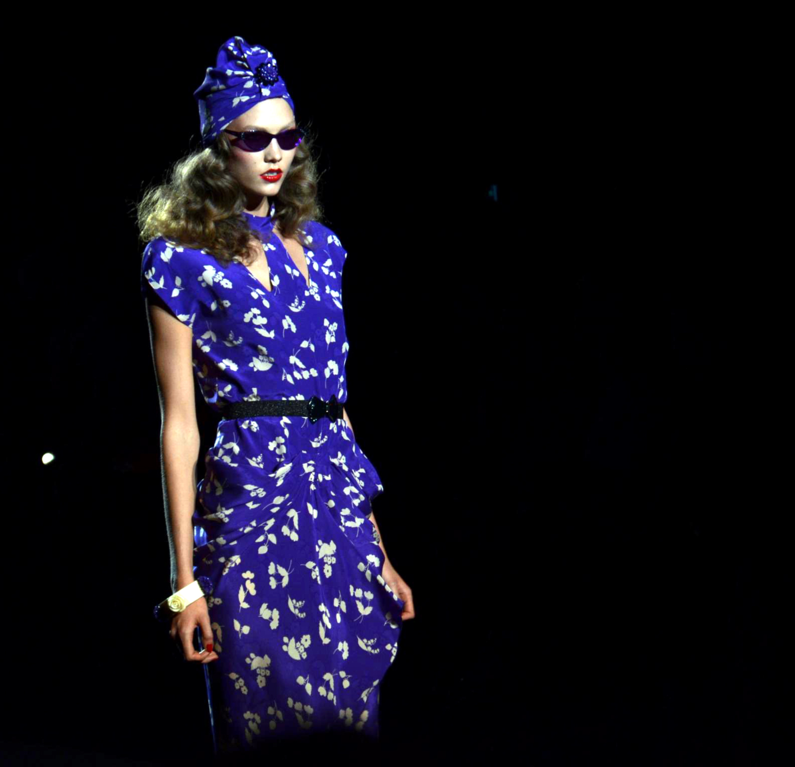 File Karlie Kloss At Anna Sui Wikimedia Commons
