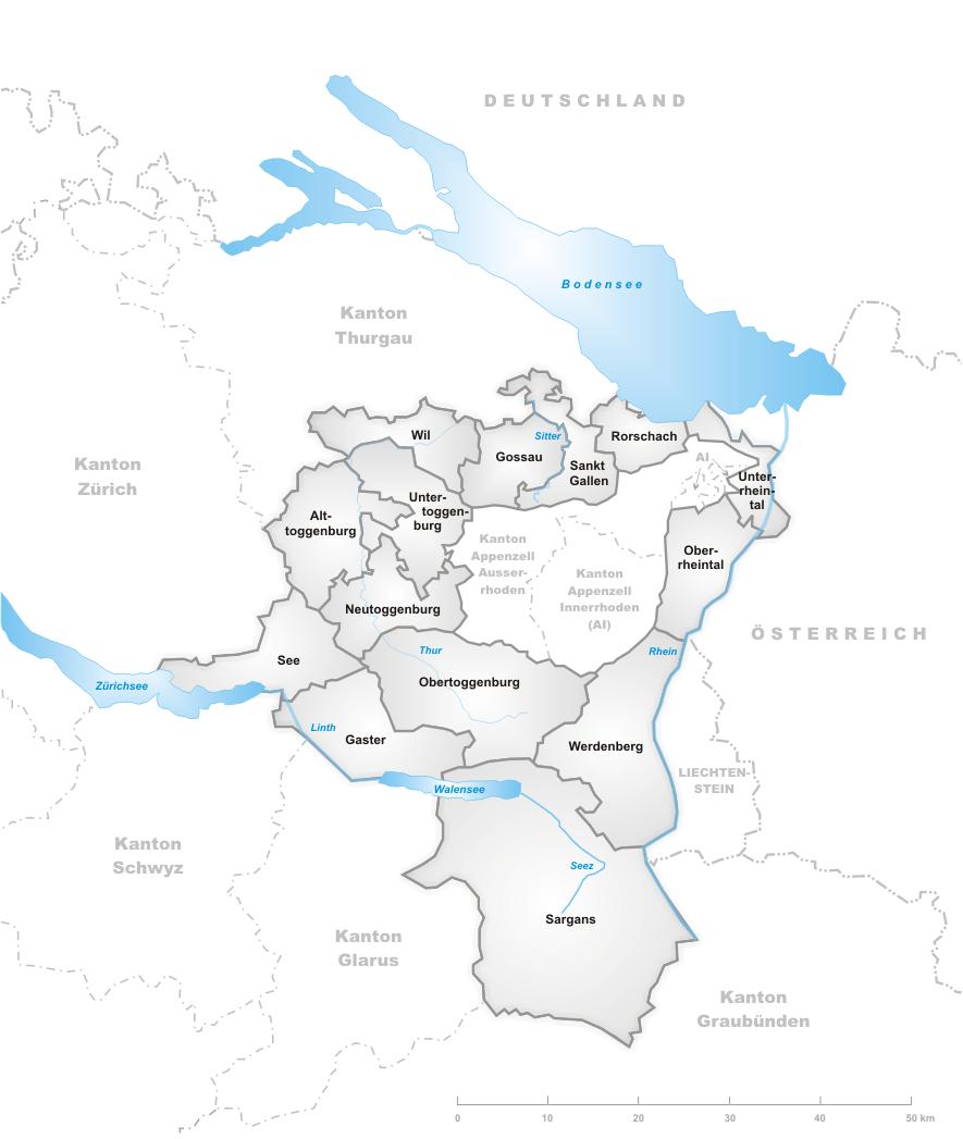 FileKarte Kanton StGallen Bezirkepng Wikimedia Commons