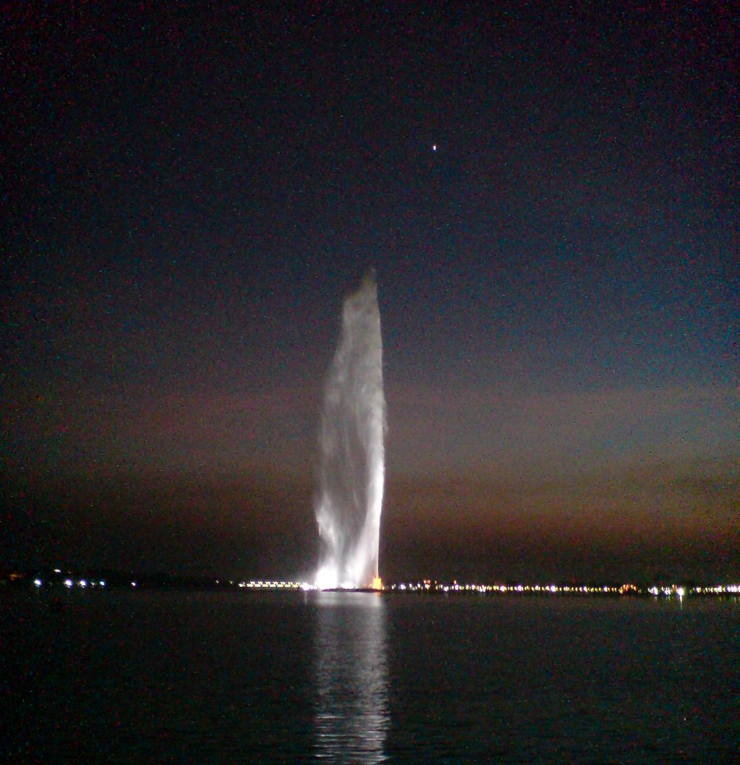 King Fahad's Fountain