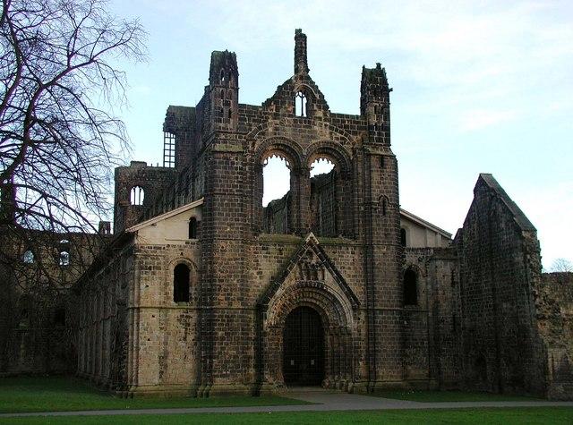 Kirkstall Abbey - geograph.org.uk - 360977