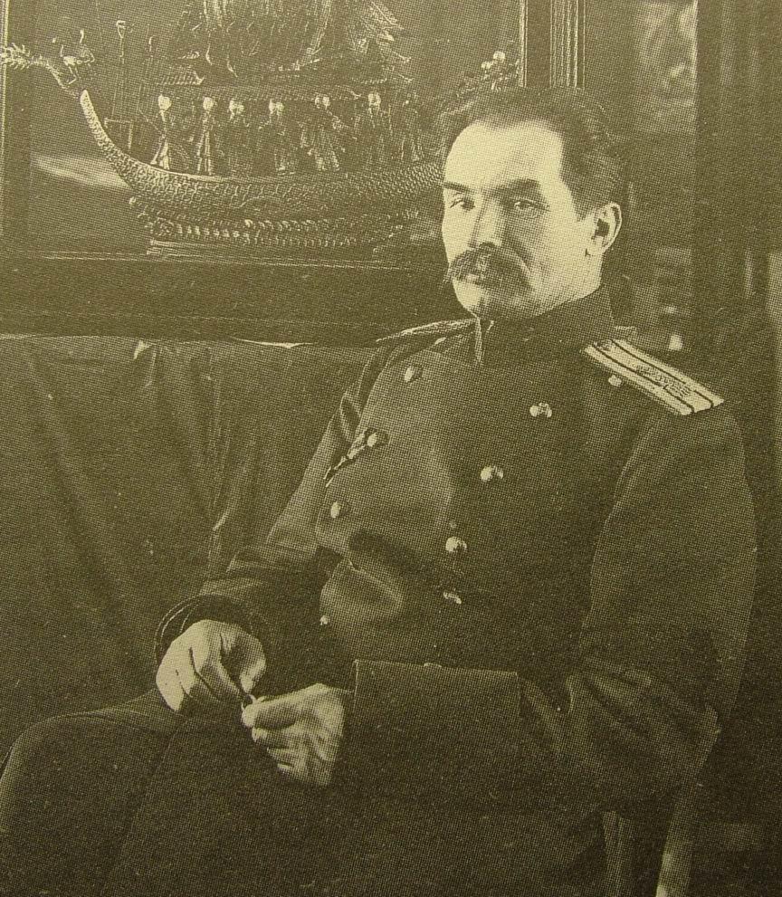 Петр кузьмич козлов доклад 1323