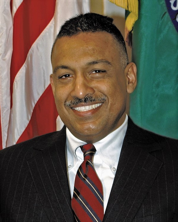 Larry R. Felix American government official