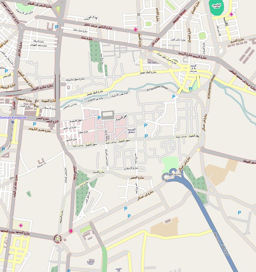 Darwish pasha mosque wikipedia for Site de location