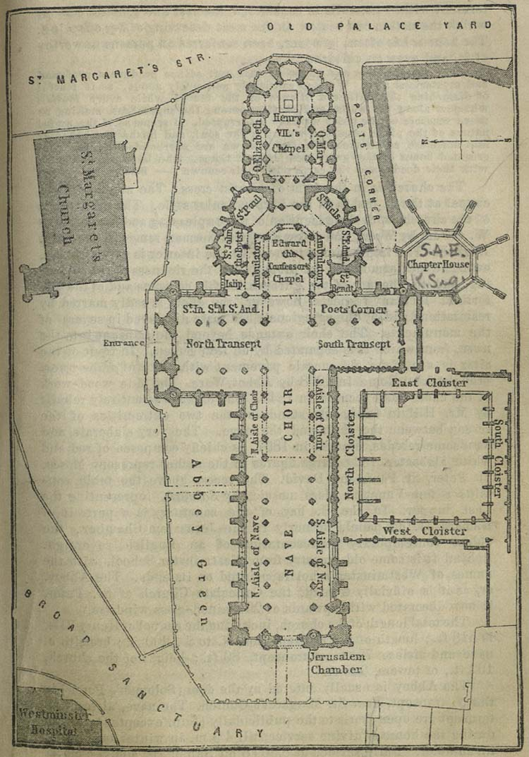 Layout+of+westminster+abbey