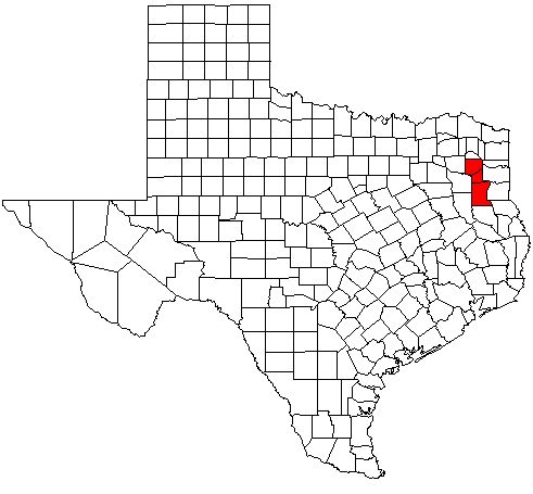 Longview, Texas metropolitan area