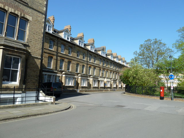 Filelo Ng From St Johns Street Into Wellington Square Oxford Geograph 2385544 Jpg