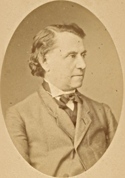 Louis Blanc, one of the two workers' representatives in the Assembly of the Second Republic Louis Blanc.jpg