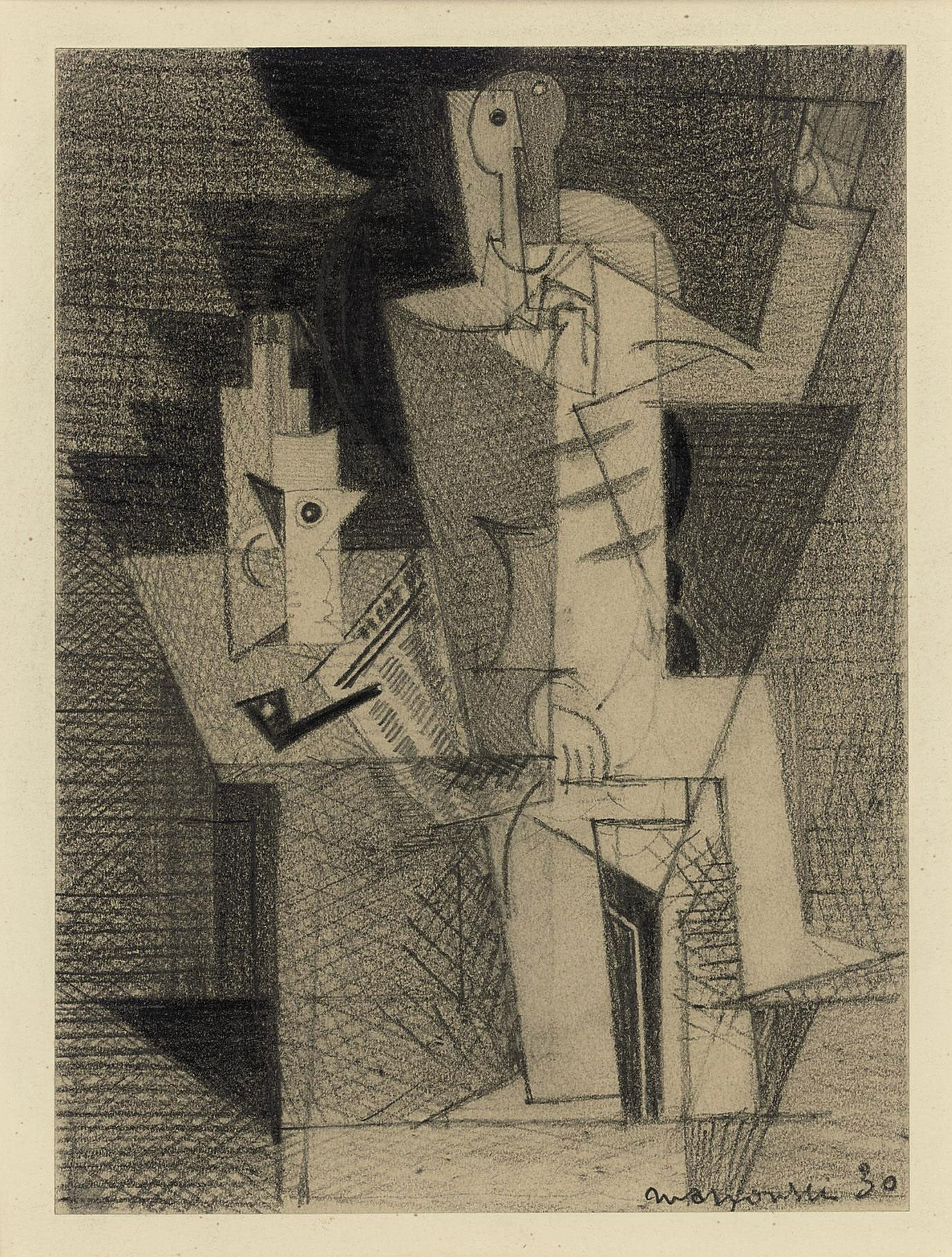 Academy Of The Arts >> Louis Marcoussis