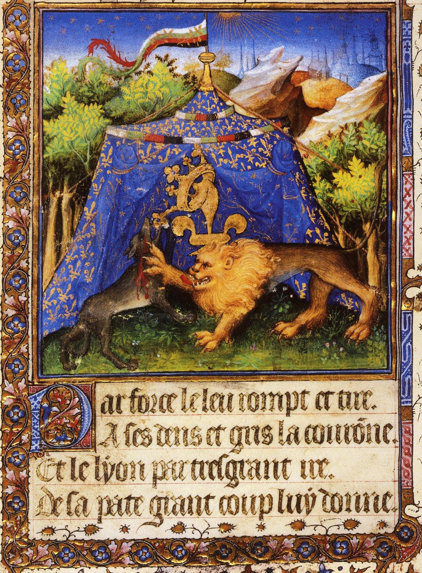 Les belles promesses des ducs de Bourgogne