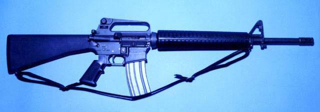 M16 Fucile D Assalto Wikipedia