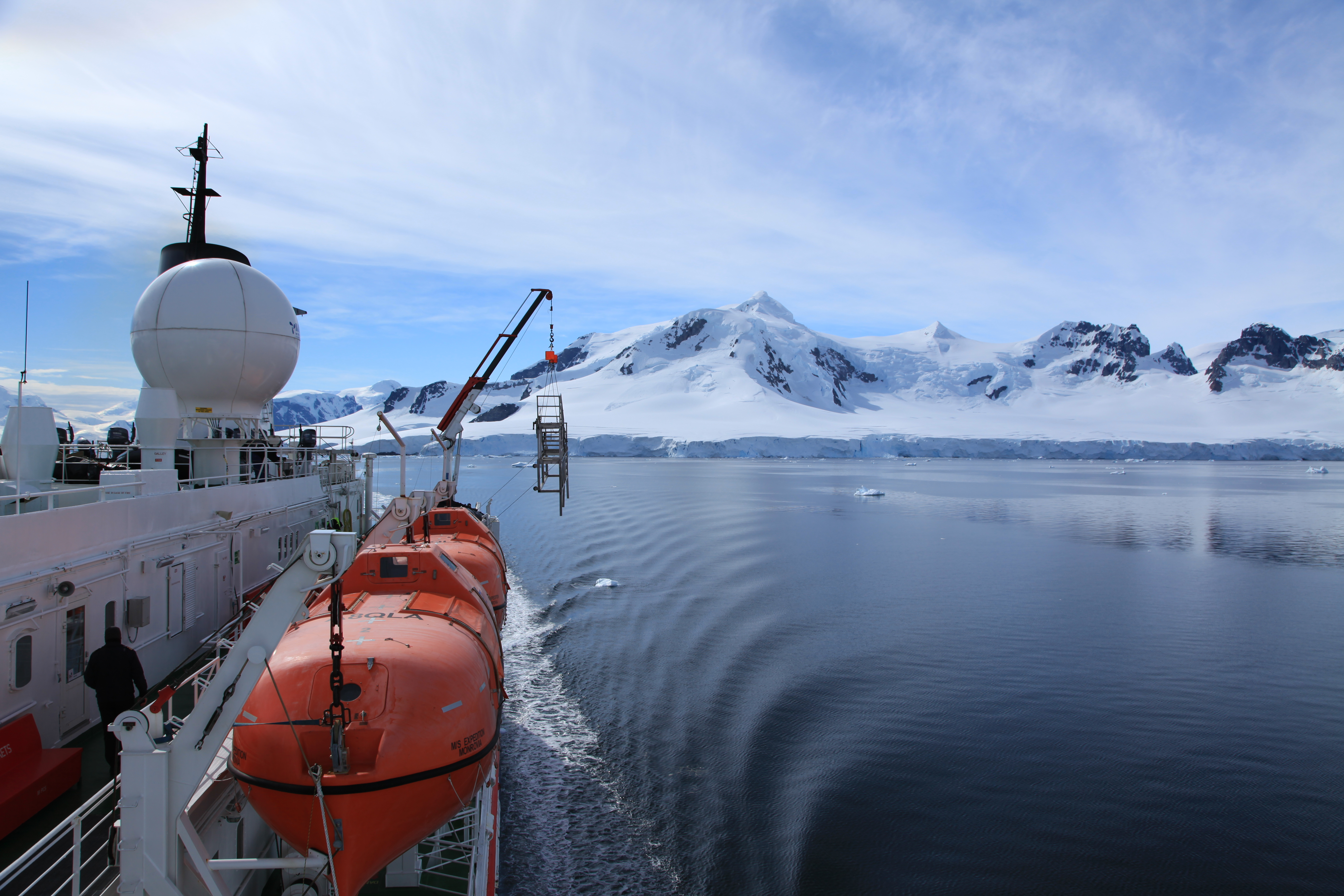 file m s expedition in the gerlache strait antarctica