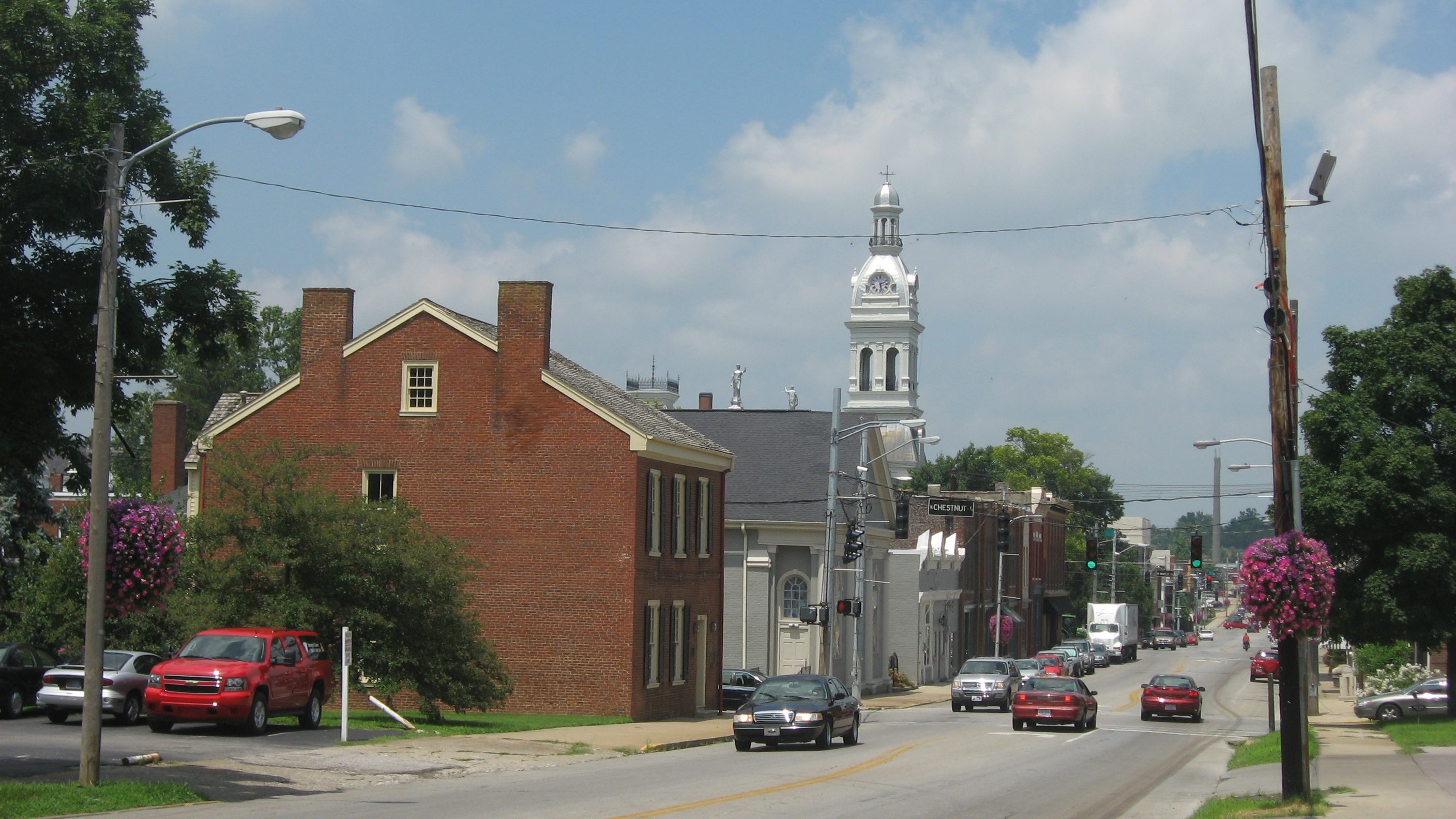 Nicholasville Kentucky Wikipedia