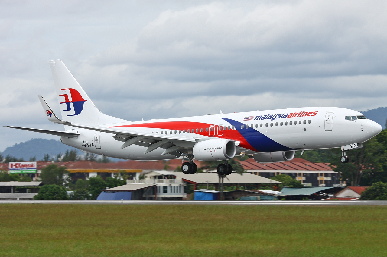 Download this Description Malaysia Airlines Boeing New Livery Lim picture
