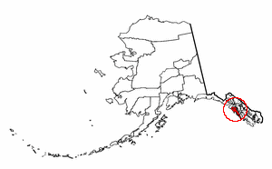 File Map Of Alaska Highlighting Sitka City And Borough Png