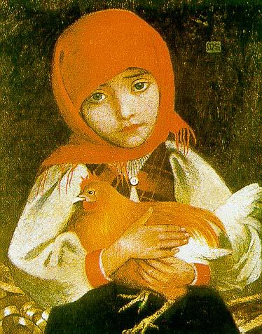 Biografia y Obras de los Pintores de la Hermandad Prerrafaelita - I Marianne_Stokes02