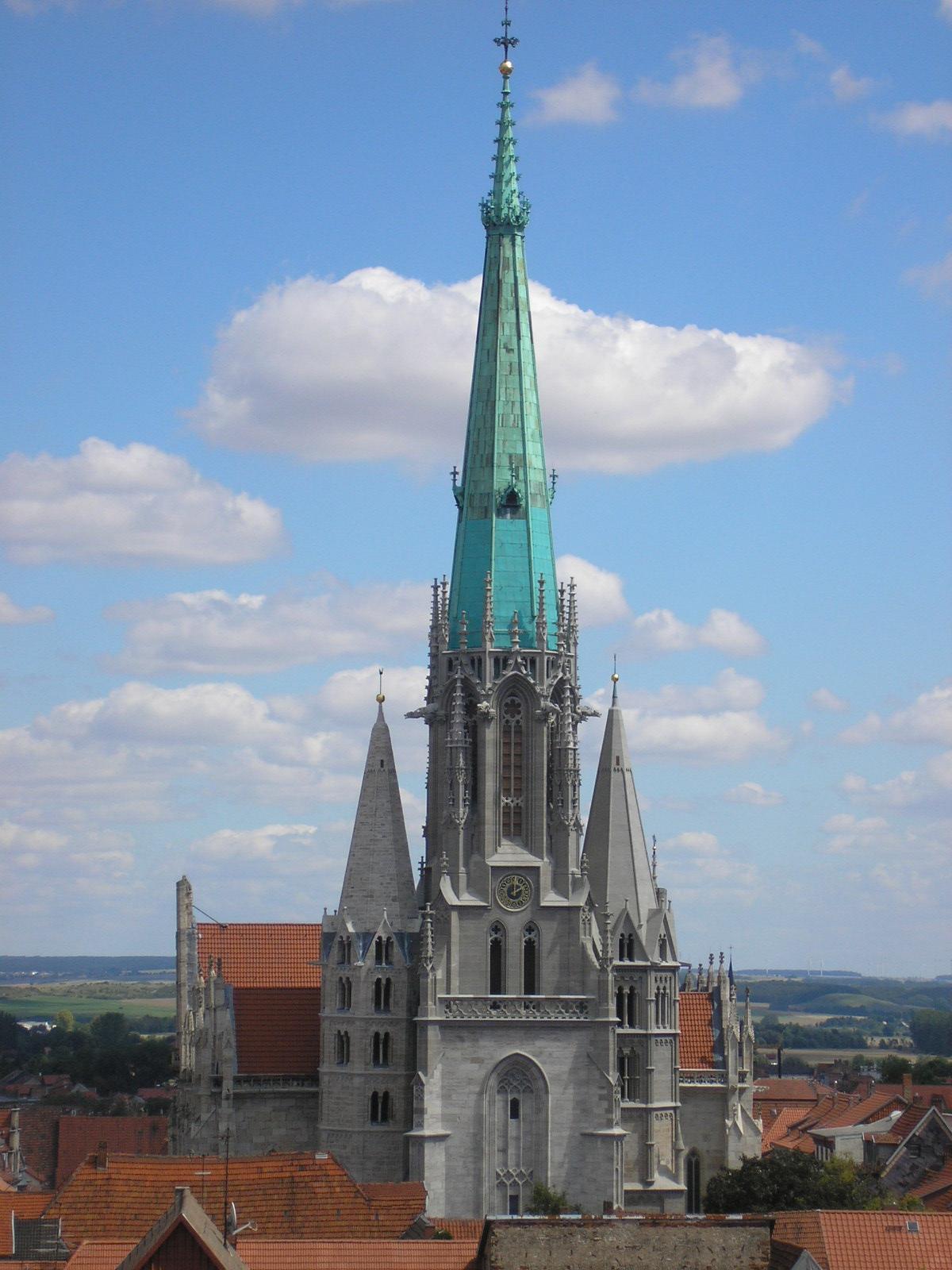 St. Mary's Church, Mühlhausen - Wikipedia