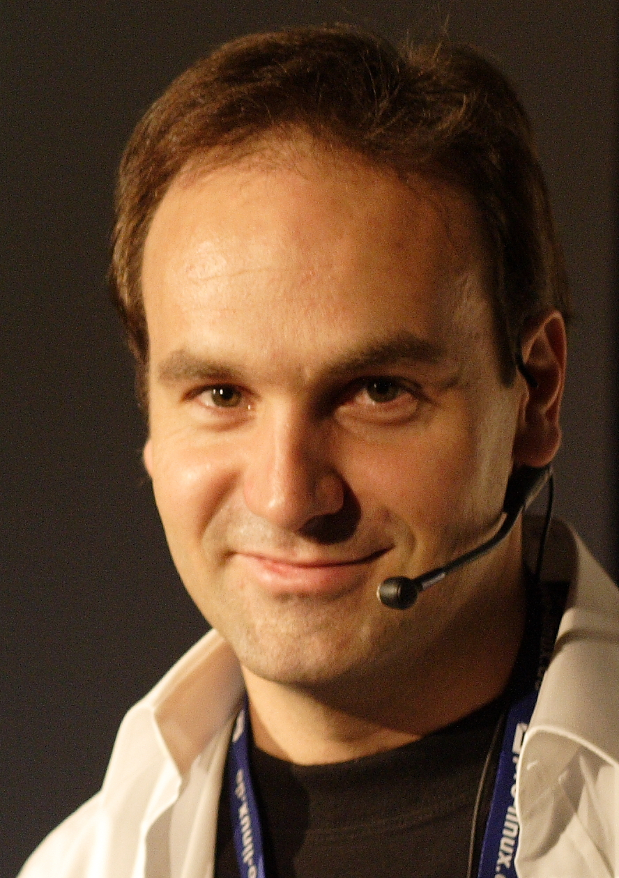 Initiator Mark Shuttleworth