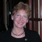 Headshot of Mayann Karinch taken in April, 2007