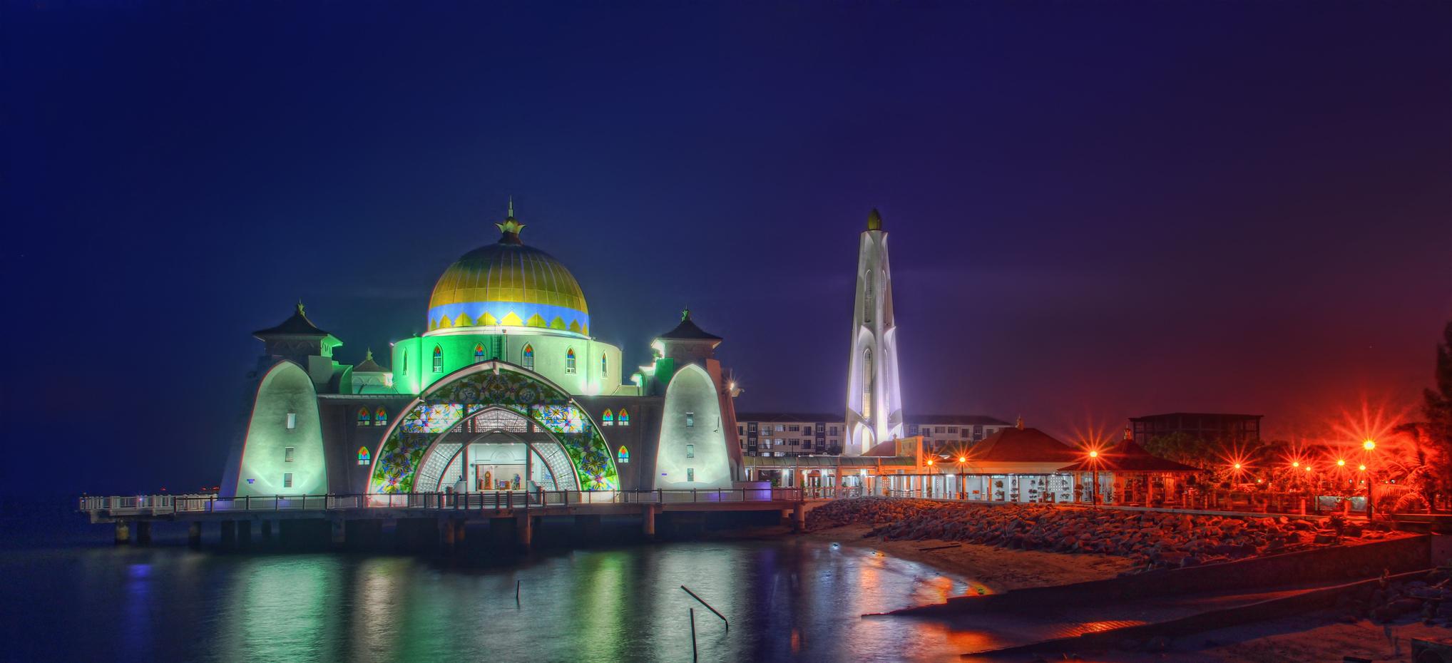 Homestay Masjid Selat Melaka Masjid Selat Melaka