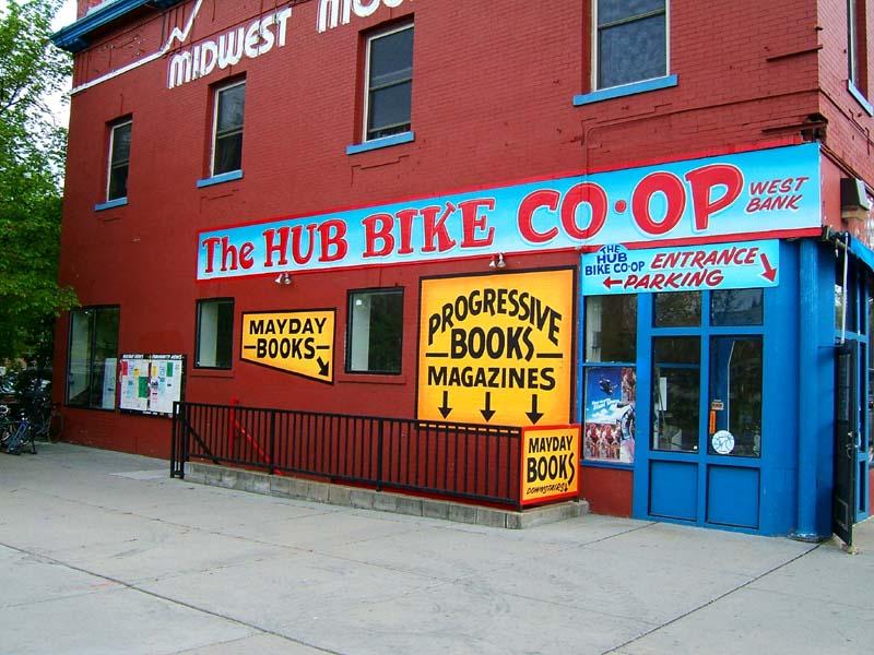 Cooperative stores, Minneapolis, Minnesota