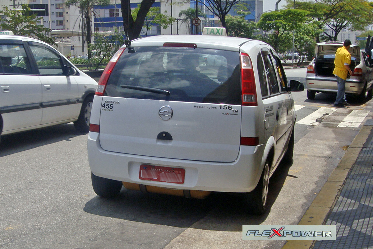 What Is Flex Fuel >> File:Meriva Flex GNV SAO 10 2009 7797 with logo flex.jpg ...