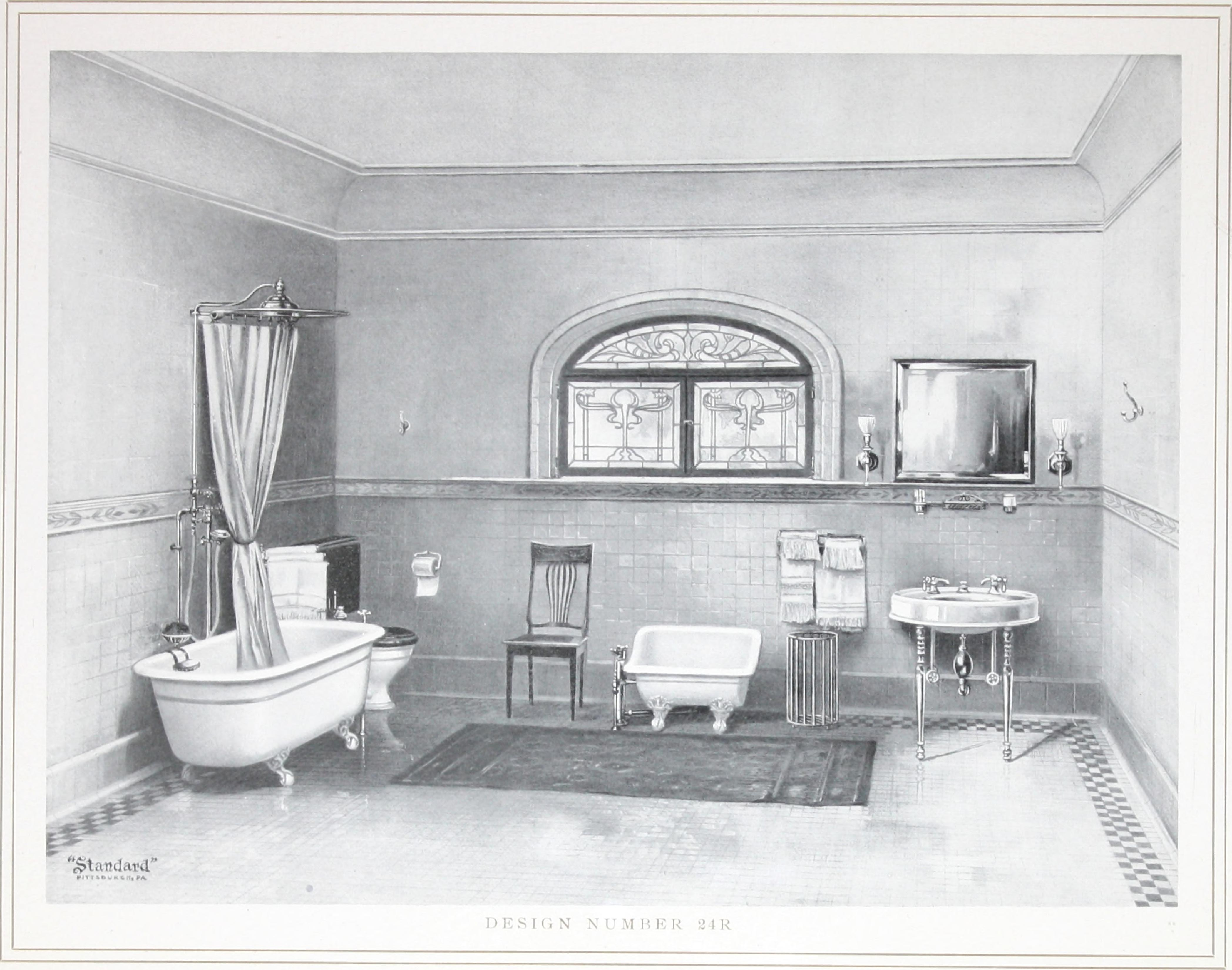 suggestions about plumbing valuable to home builders or those about to remodel their present dwellings. (1903) (14798031263).jpg English: Identifier: