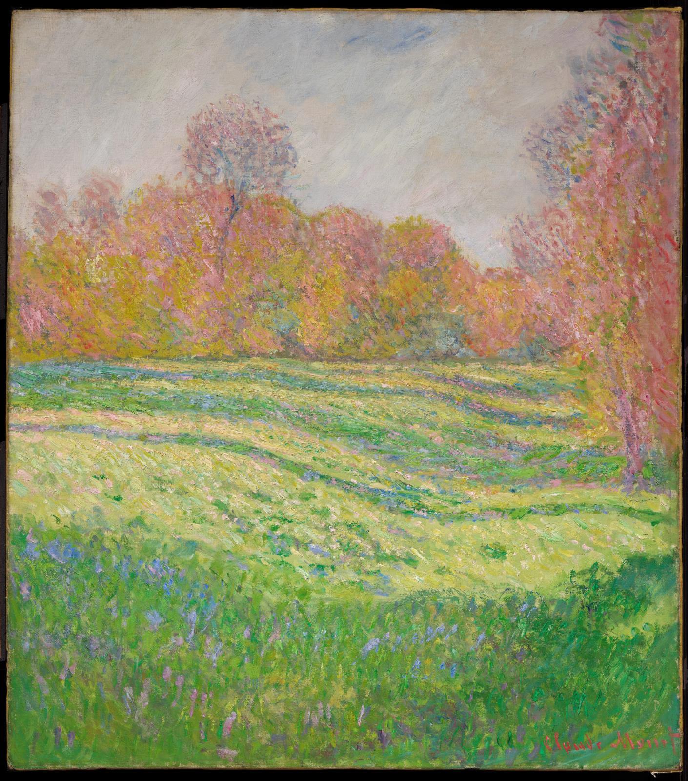Archivo:Monet - Meadow at Giverny, 1886.jpg - Wikipedia, la enciclopedia  libre
