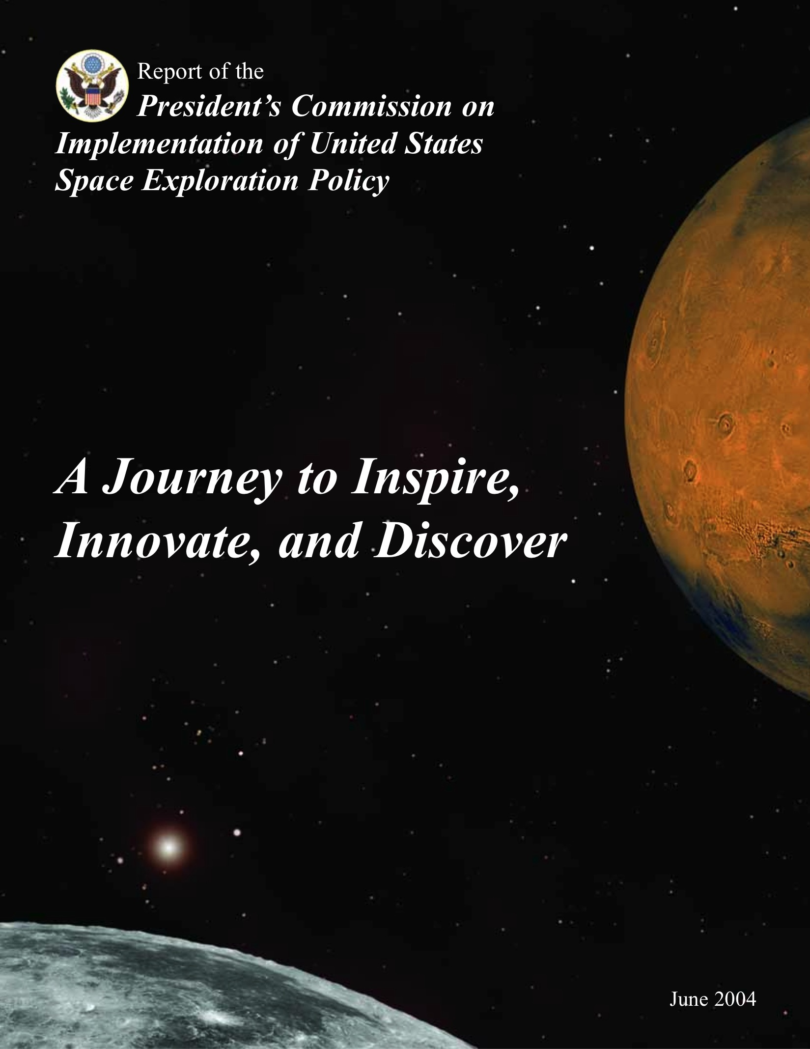 a report on space exploration Rand research assists policymakers in planning the most efficient and cost-effective strategy for advancing space exploration and cooperation for both military and commercial benefits skip to section navigation skip to page content report space and surface power for the space exploration.