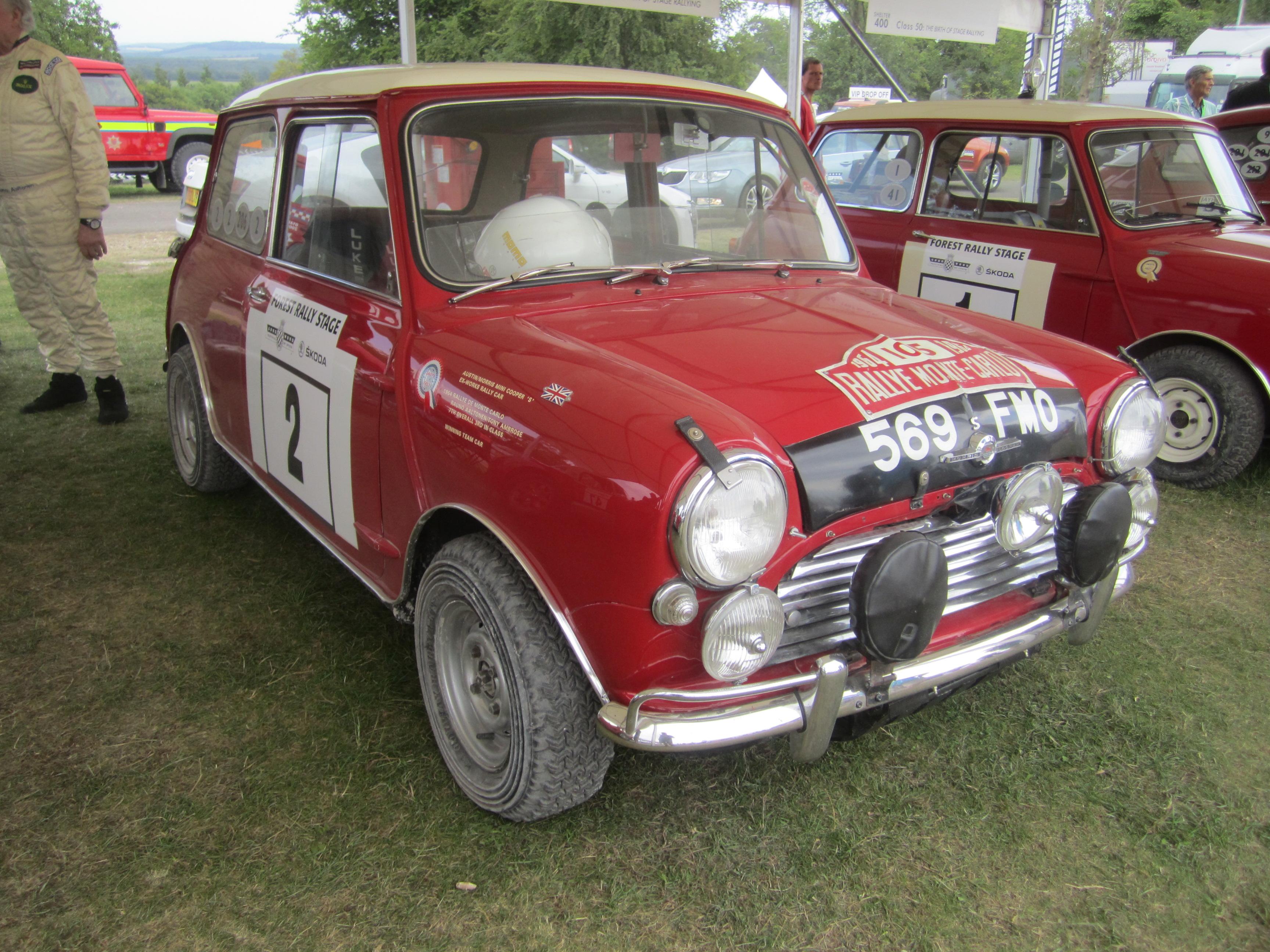 File:Morris Mini Cooper S 1963 Rally Car.jpg - Wikimedia Commons