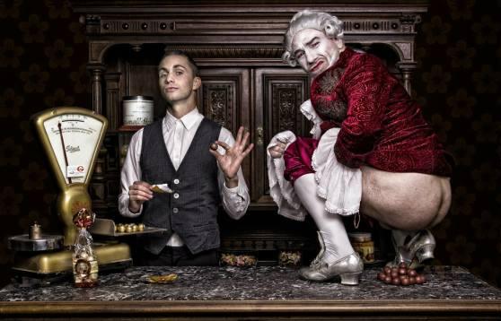 Mozartkugeln Alkohol