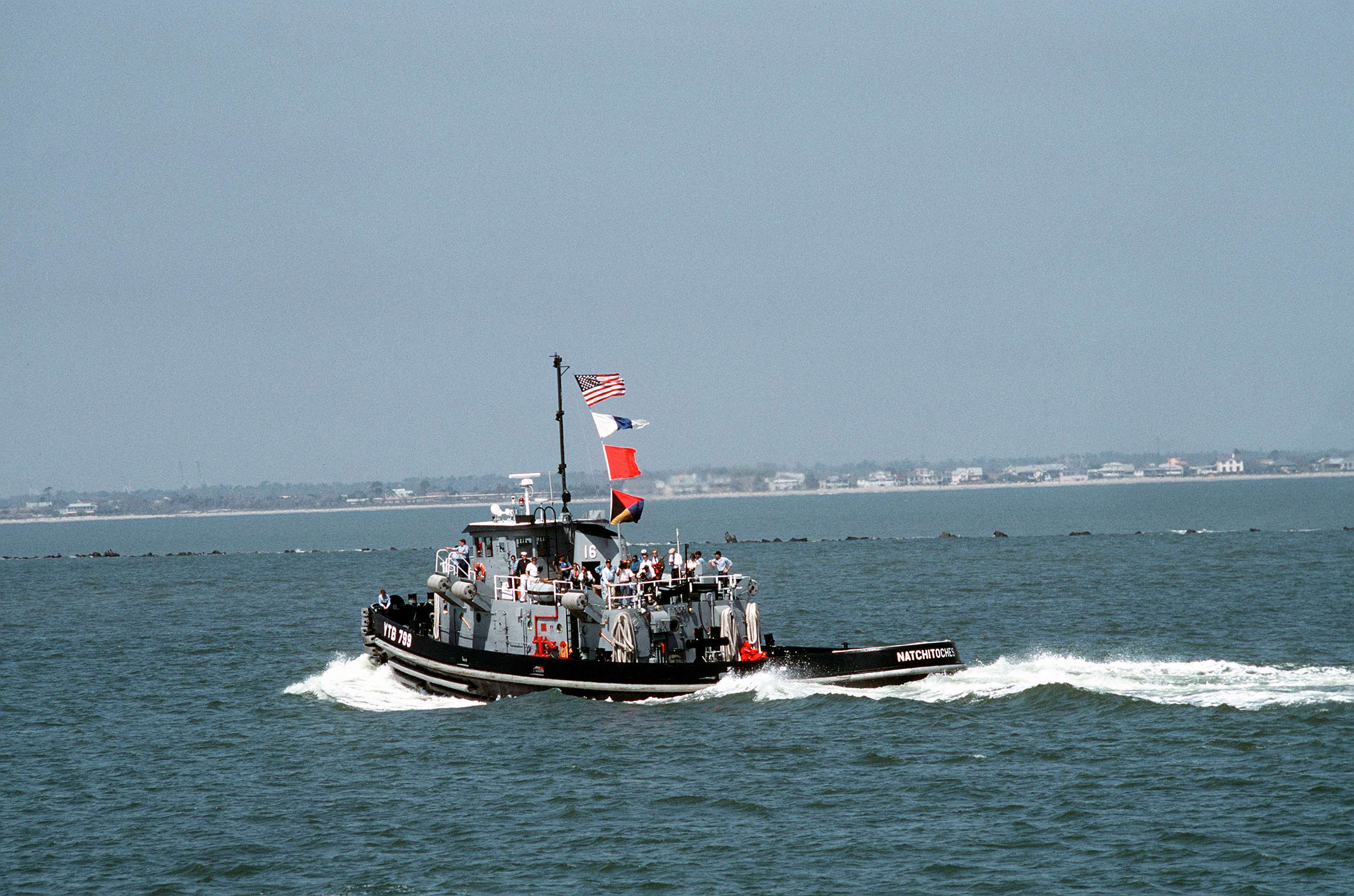 USS Natchitoches (YTB-799) | Military Wiki | FANDOM