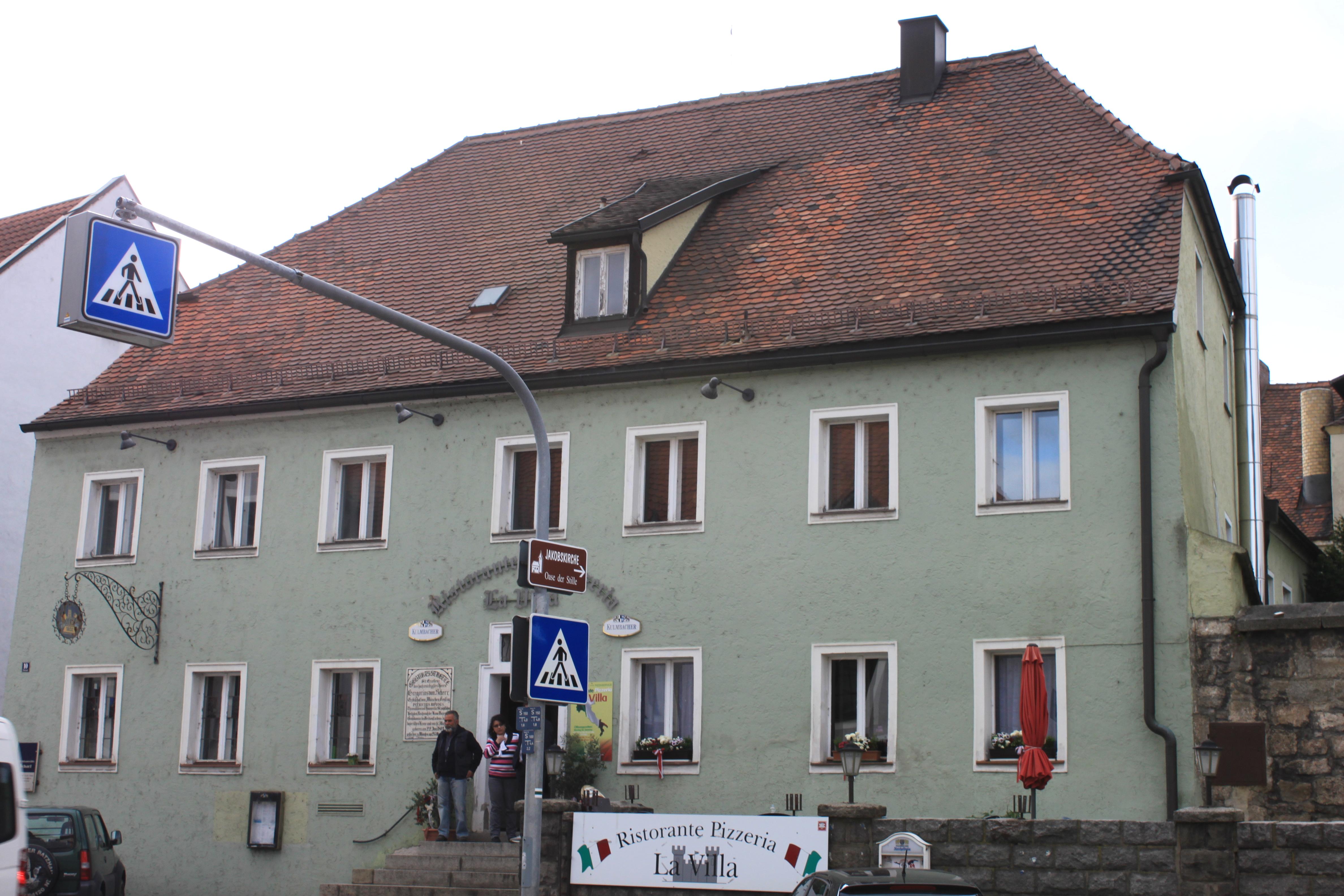 Neunburg Vorm Wald Hotel Pension Kraus Rieder Haus