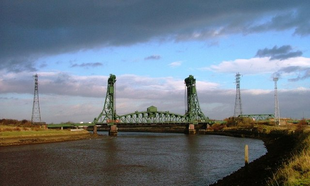Newport Bridge, New Cut - geograph.org.uk - 287616