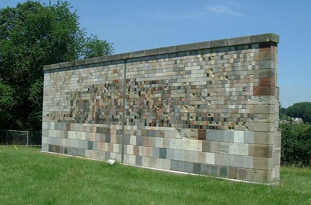 Nist Stone Test Wall : Nist stone test wall wikidata