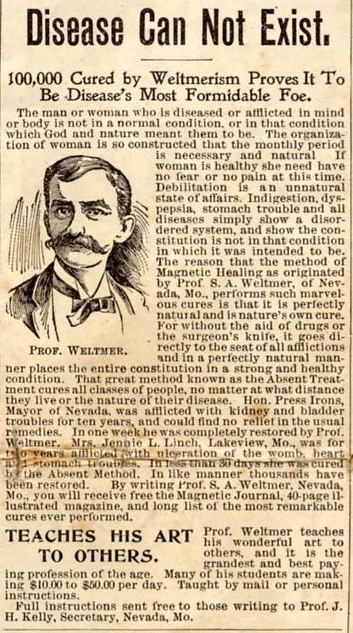 History Of Alternative Medicine Wikipedia
