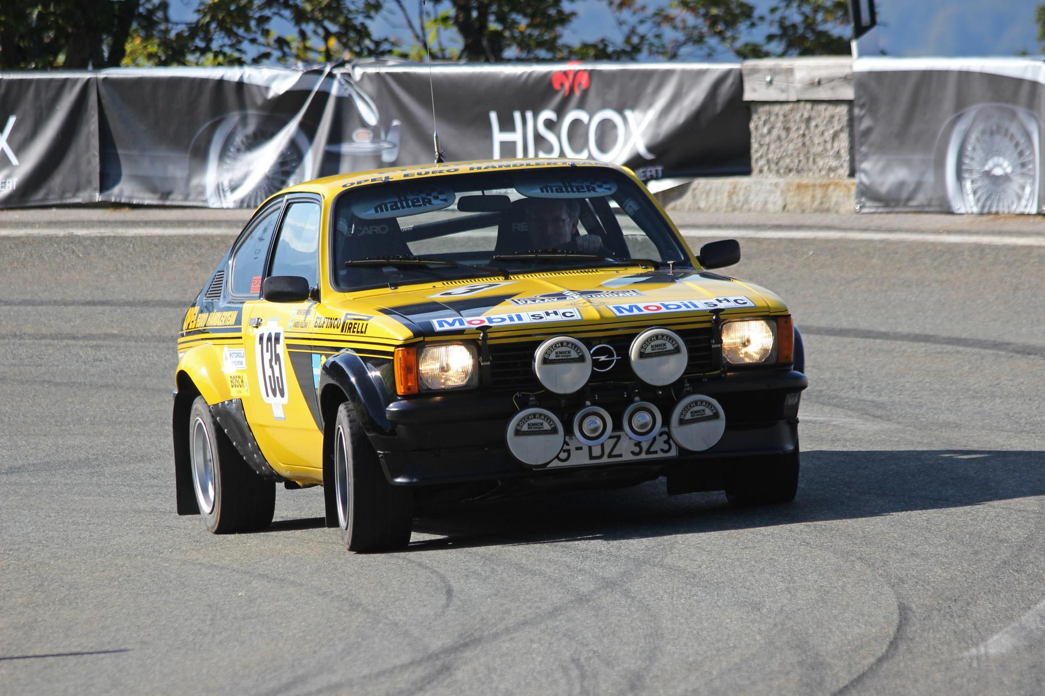 File Opel Kadett Gt E Walter Rohrls Rallye Wm Fahrzeug 1976 1977 Jpg Wikimedia Commons