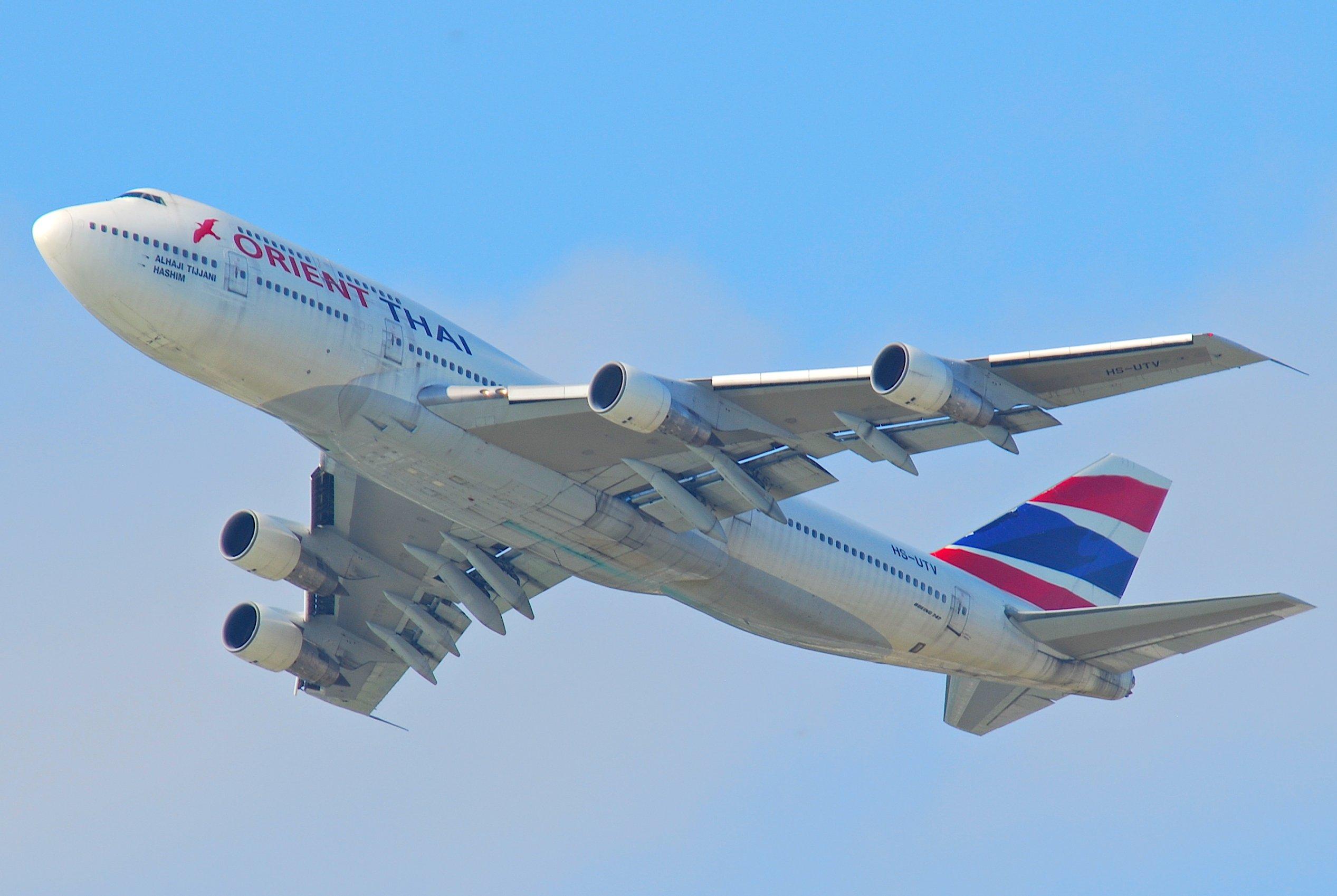 Orient Thai Airlines 42