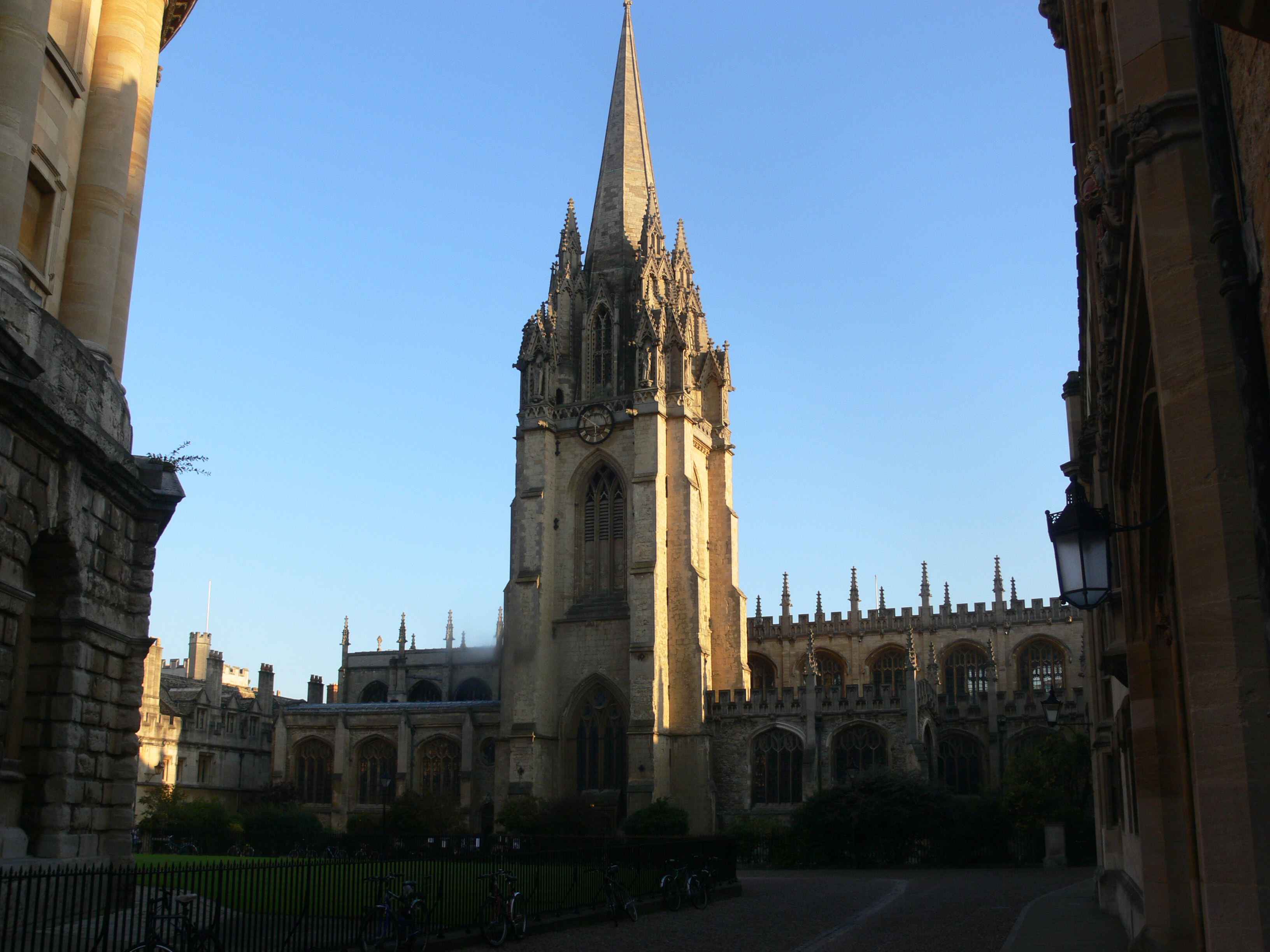Image result for university church of st mary oxford