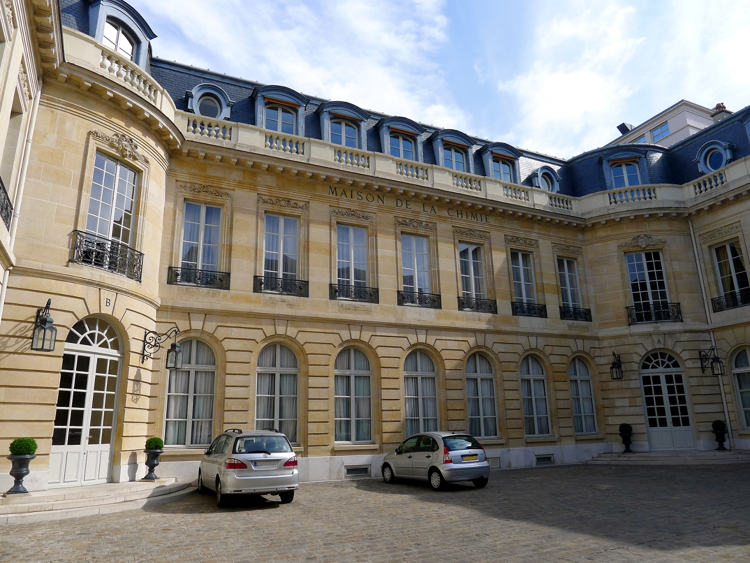 maison de la chimie wikip dia For28 Rue Saint Dominique Maison De La Chimie