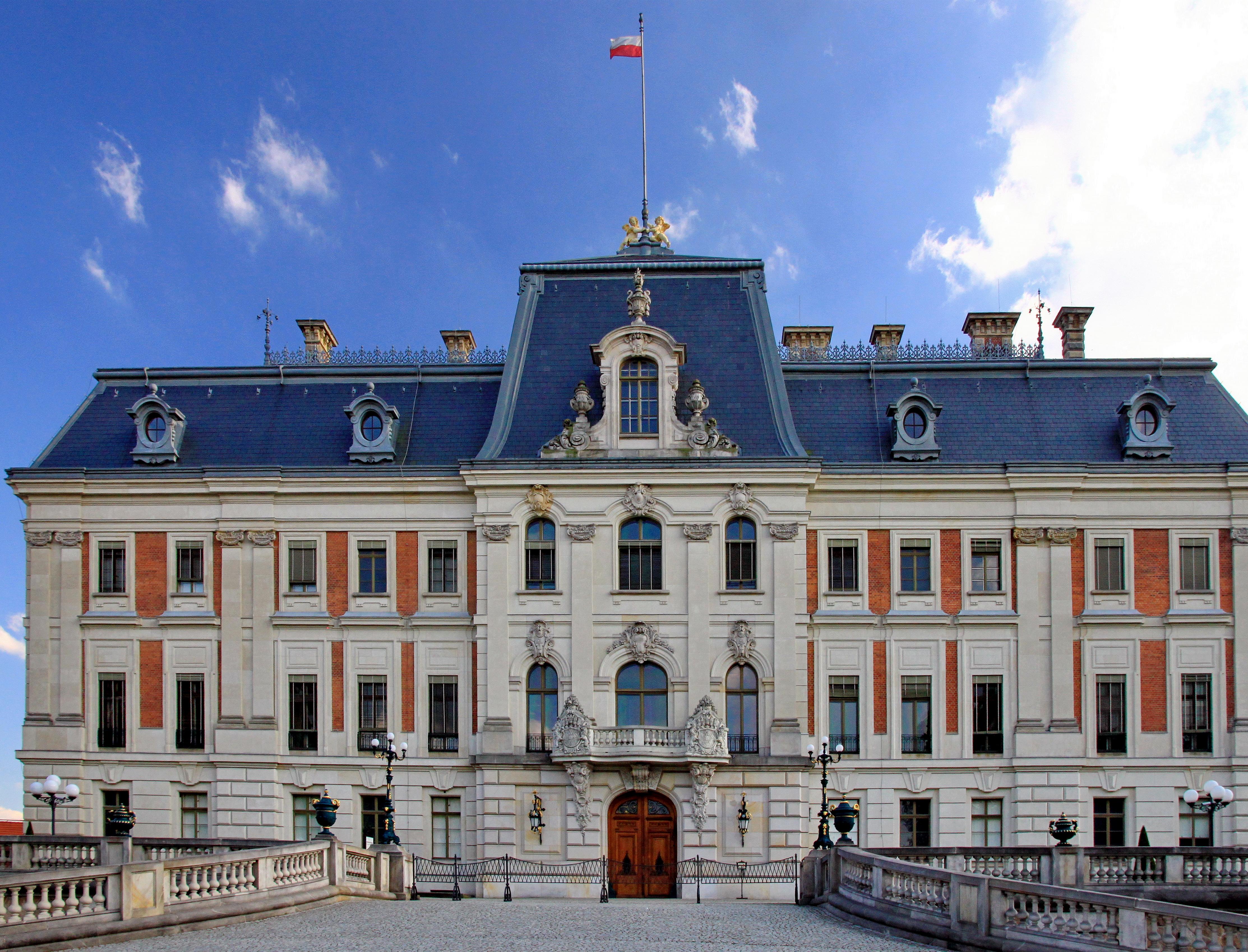 c940e8b02d9a0 Zamek w Pszczynie – Wikipedia, wolna encyklopedia