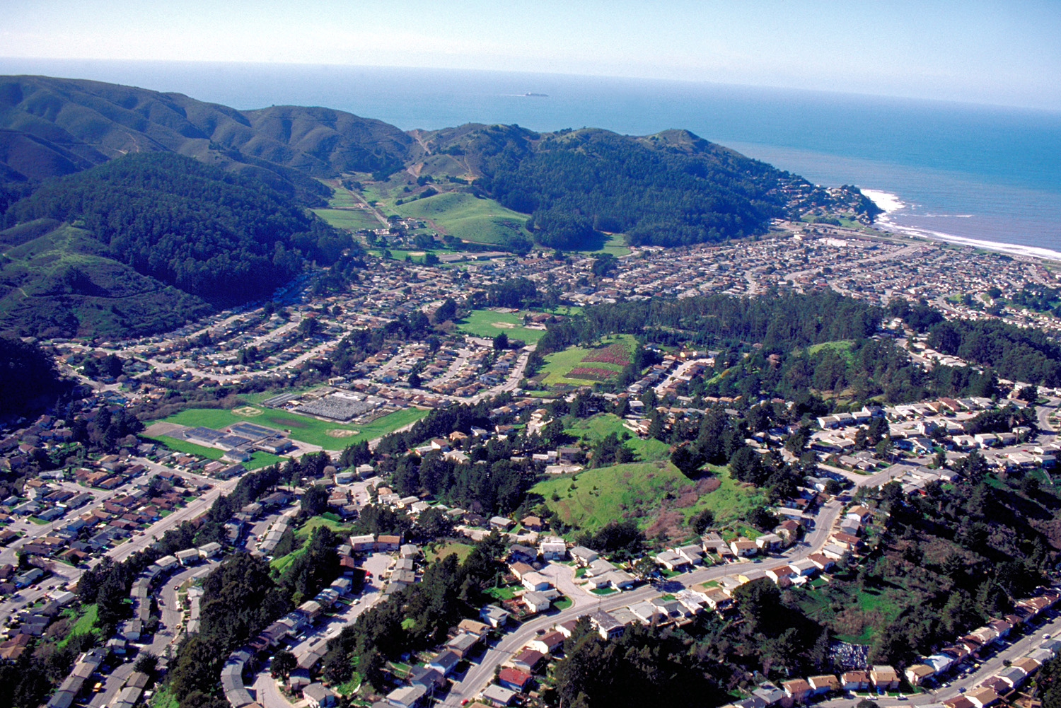 Westview, Pacifica, CA